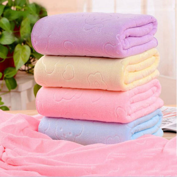Baby Blanket Newborn Swaddle Wrap Soft Sleeping Stroller Sleepsack For Infant Baby Bedding Blankets Beach Bath Towels 70*140cm
