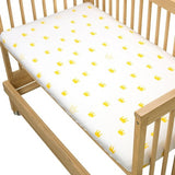 Newborn baby mattress bed cover Crib Sheet Baby Bedding children bedclothes Soft cartoon cotton Printing Sheets BMT021