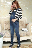 Denim Jeans Maternity Suspender Trousers Pant for Pregnant Women Clothes Plus Size Prop Belly Legging Pregnancy Clothing Overall