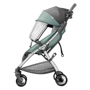 New Baby stroller lightweight baby pram pushchair can be on the plane high landscape baby carriage with security warning strip