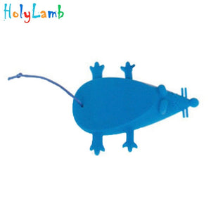 New Baby Safety Cute Cartoon Mouse Silicone Door Stopper Door Stop Guards Safe Protector Anti-pinch Hand Child Safety Security