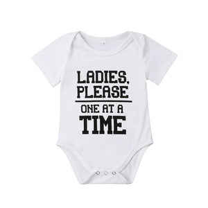 Newborn Baby Boy Girls Cotton Romper Bodysuit Jumpsuit Summer Clothes Outfits Casual plain Outfits Infantil Clothing costume