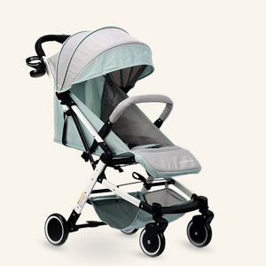Light weight folding Baby stroller for children 2 in 1 Can sit and lie down Travel system pushchair pram bebek arabasi