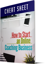 Load image into Gallery viewer, HOW TO START AN ONLINE COACHING BUSINESS - EBOOK SELLING BUSINESS OPPORTUNITY