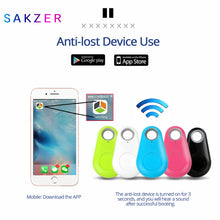 Load image into Gallery viewer, Smart Alarm Anti-lost Device Bluetooth Tracker Key Locator