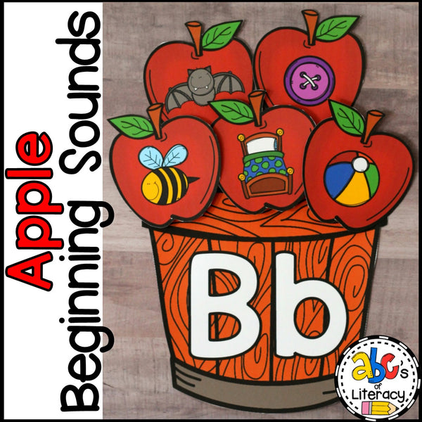 Apply Beginning Sounds Sort