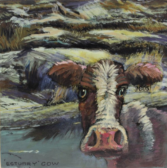 Estuary Cow (SOLD)