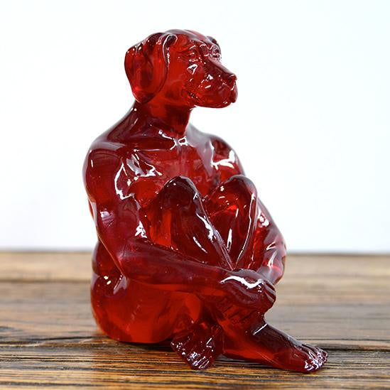 Mini Lolly Dogman (Red)