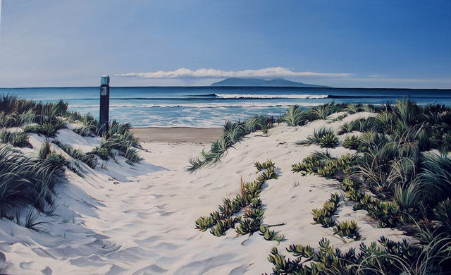 Down to the Sea Waihi Beach (SOLD)