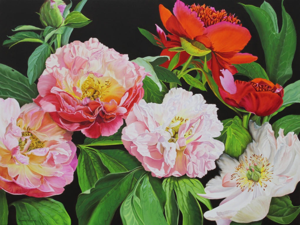 Picture Perfect Peonies (SOLD)