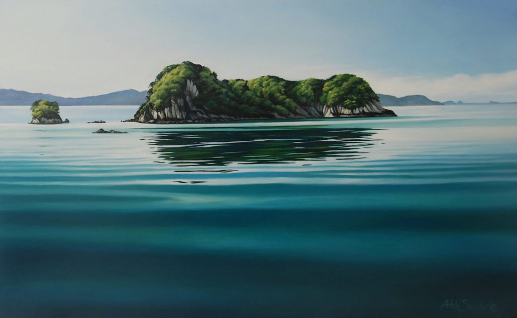 Islands - Mercury Bay (SOLD)