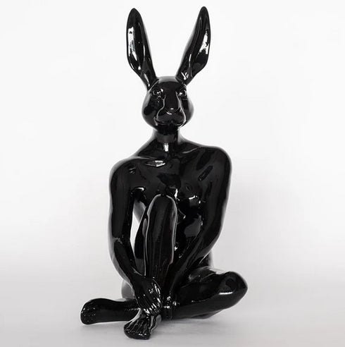 Mini Rabbitgirl (Black)
