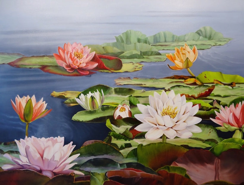 Water Lillies (SOLD)