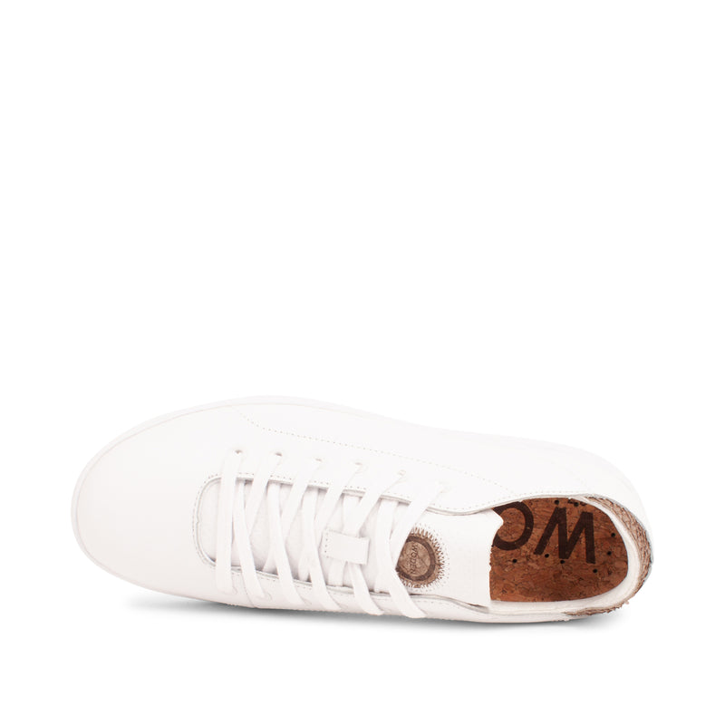 WODEN Jane Leather II Sneakers 300 Bright White