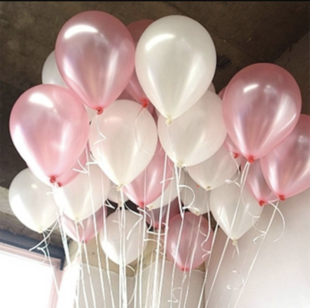 Pearl Finish Latex Balloon - Shop'n Save On-Kerisdale