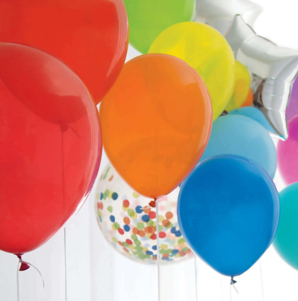 Solid Color Latex Balloon - Shop'n Save On-Kerisdale