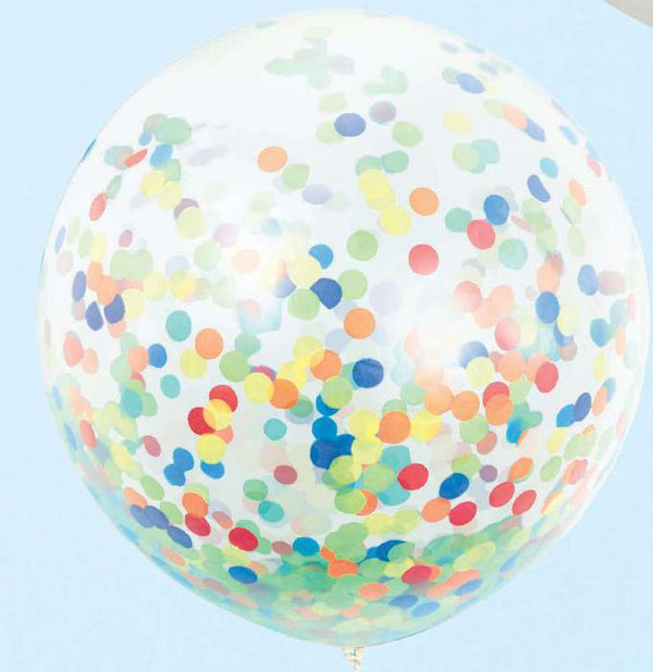 "24"" Extra Large Latex Balloon - Shop'n Save On-Kerisdale"
