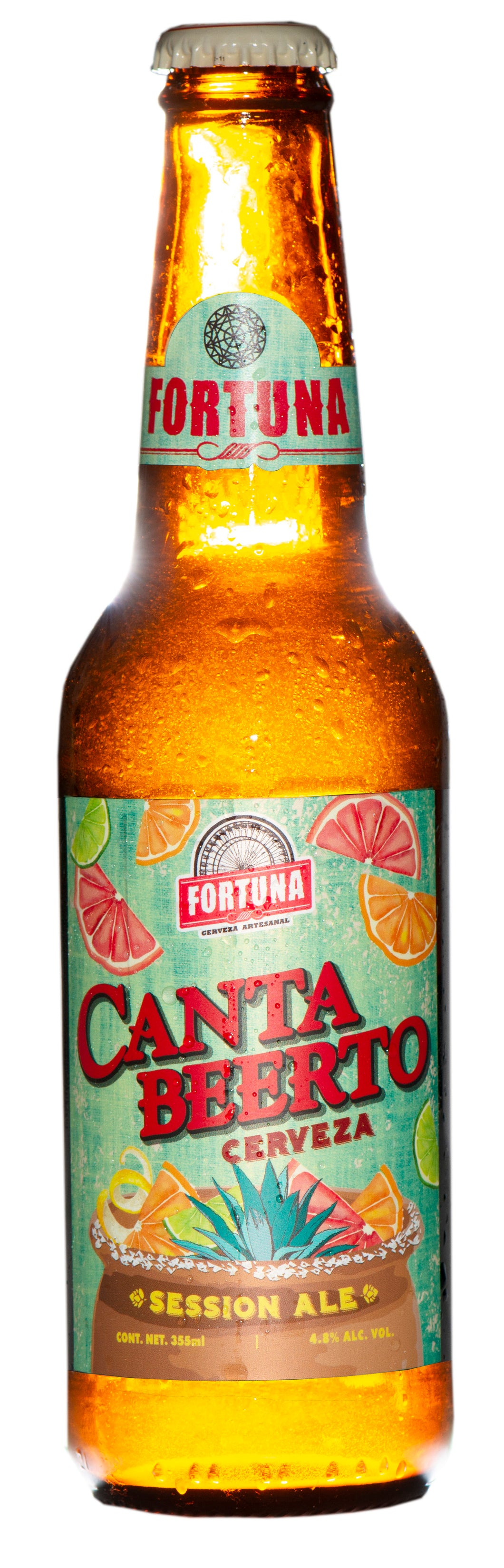 Fortuna Cantabeerto 4.5% abv - 12 bottles