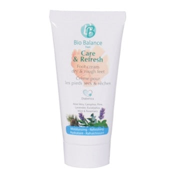 Bio Balance Feet voetcrème care & refresh