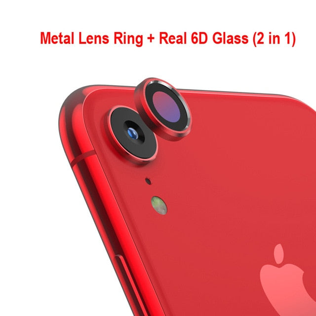 Back Camera Lens Screen Protector for iPhone