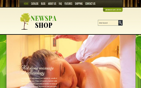 New Spa Shop - Spa Store