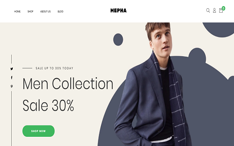 Mepha - Fashion & Clothing