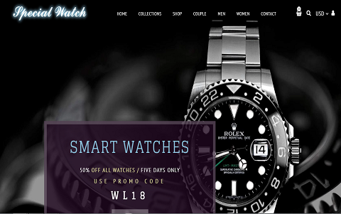 Special Watch - Watch Shop