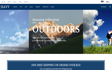 Jeavy Outdoor - Sport & Outdoor Shop