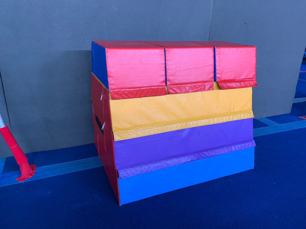Foam Filled Vault Box (Split-Top)
