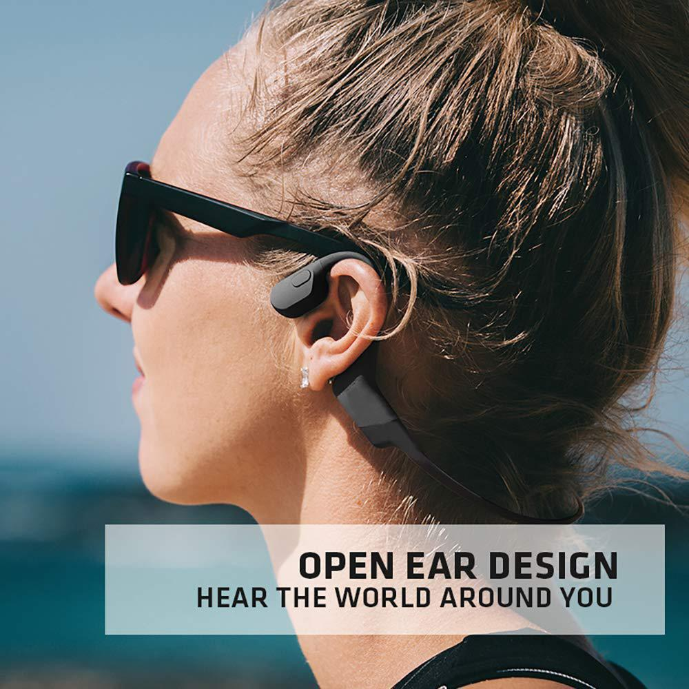 【Last Day Promotion 40% OFF】Bone Conduction Headphones - Bluetooth Wireless Headset