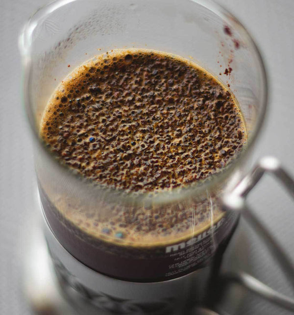 YORKS AT HOME - FRENCH PRESS BREW GUIDE