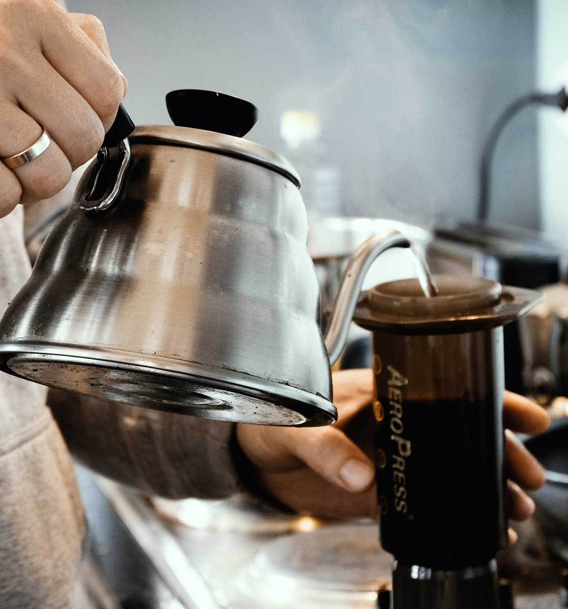 YORKS COFFEE ROASTERS - Aeropress BREW GUIDE 2020