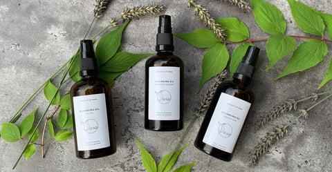 Organics by Sara Cleansing Oil