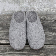 Load image into Gallery viewer, Mita Felt Slipper I Cloud