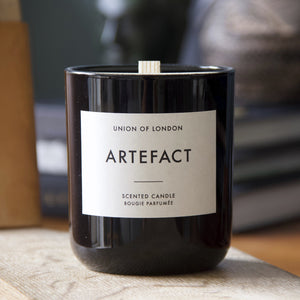 Artefact I Small Black