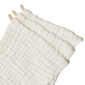 Cotton Muslin Face Cloths