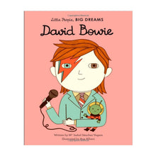 Load image into Gallery viewer, Little People Big Dreams: David Bowie