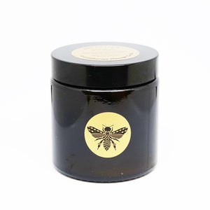 Bee Relaxed I Geranium & Black Pepper Massage Candle