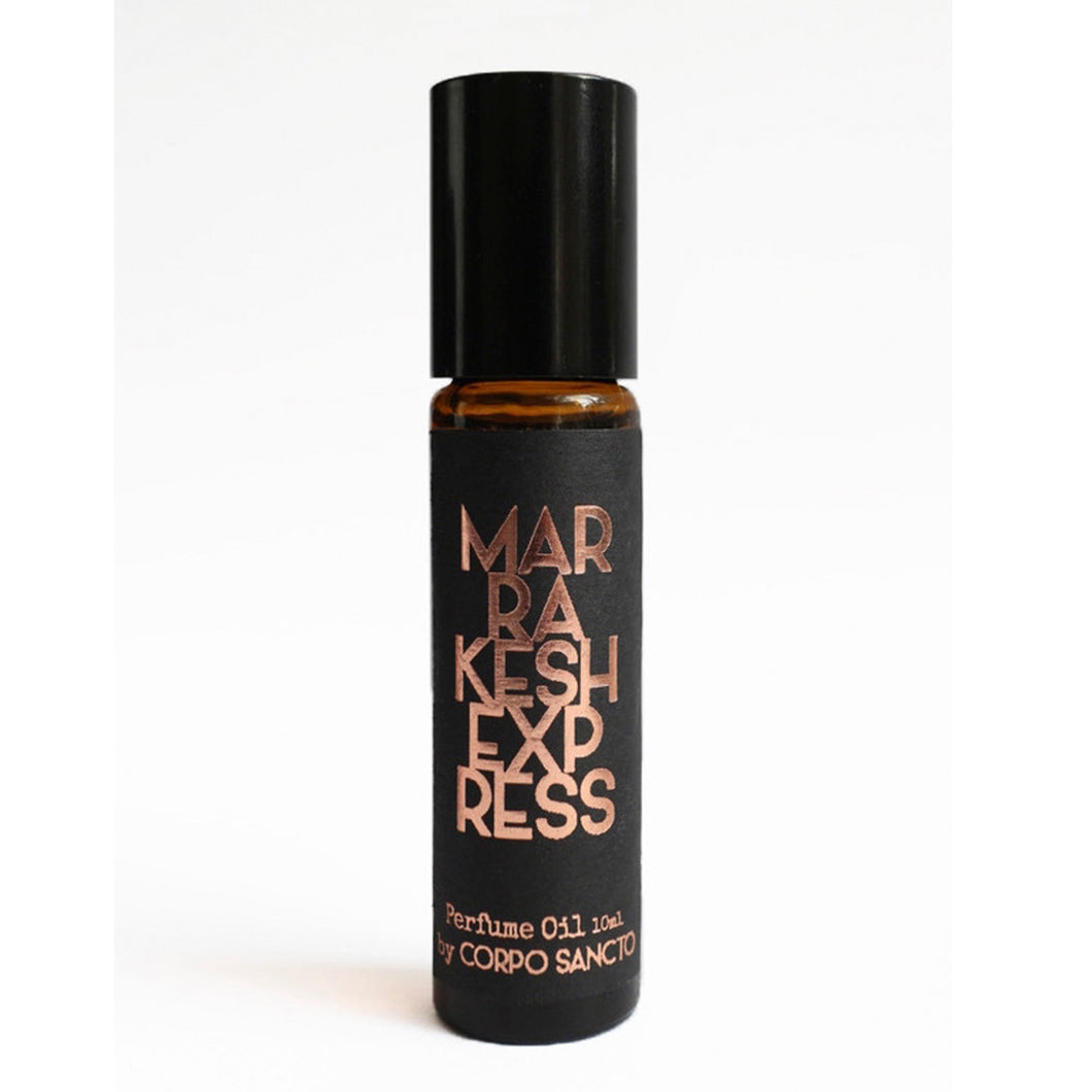 Marrakesh Express l Perfume Oil