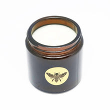Load image into Gallery viewer, Bee Relaxed I Frankincense, Cedar & Rose Massage Candle
