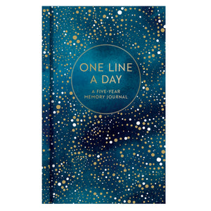 One Line A Day: A Five Year Celestial Memory Journal