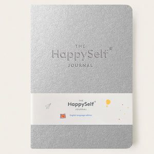 HappySelf Journal 12+ Silver