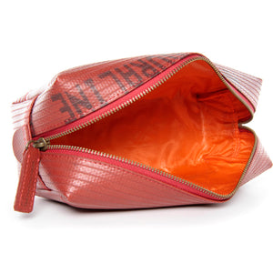 Wash Bag I Red