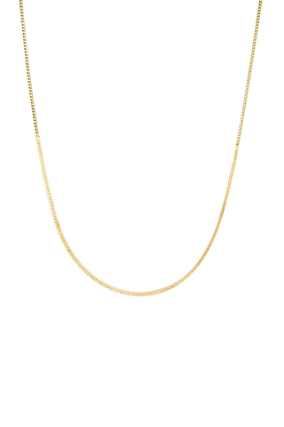 Paul Valentine Necklaces Gold Plated