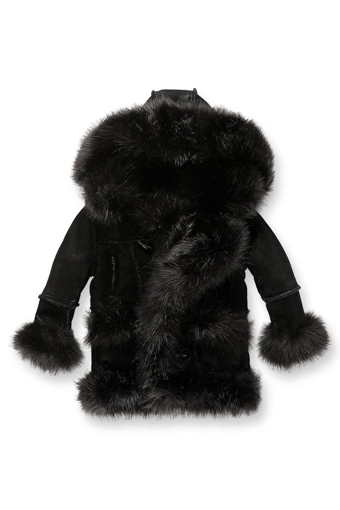 Jordan Craig Fashion Kids Shearling Black/Black