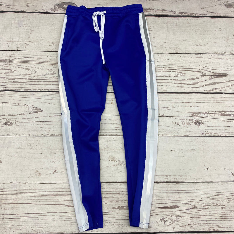"Rebel Mind Reflective Track Pants Royal ""2020"""