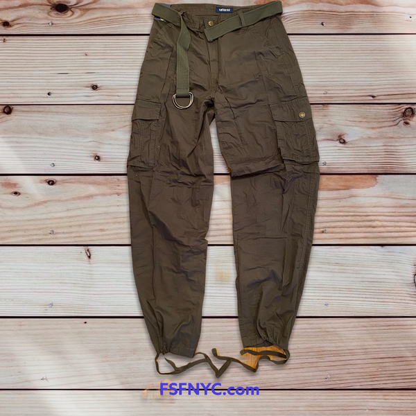 Fsf  special Cargo Pants Olive 999