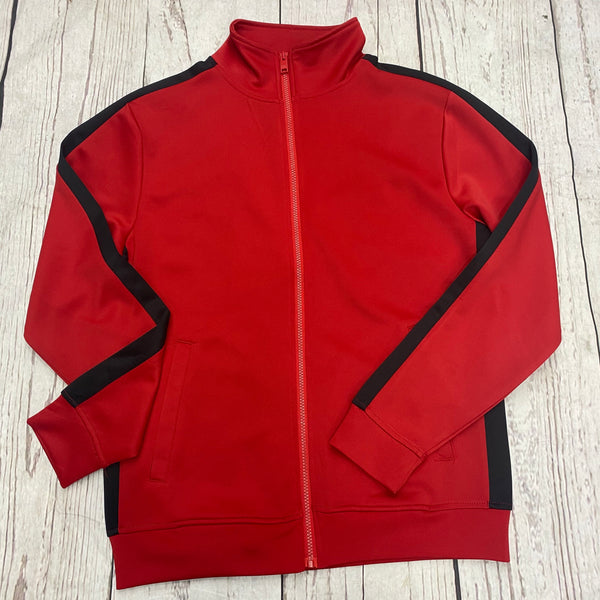 Rebel mind Track Jacket Red Black