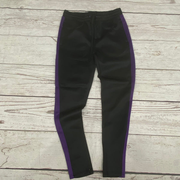 Rebel Mind Track Pants Black/Purple