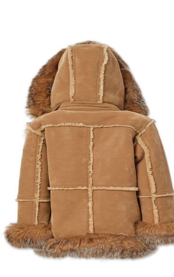 Jordan Craig Fashion Kids Shearling DESERT FOX 91393k 91393b